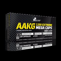 Аргинин альфа-кетоглутарат AAKG Extreme 1250 Mega Caps фирмы Olimp