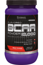 BCAA 12000 Powder Flavored от Ultimate Nutrition