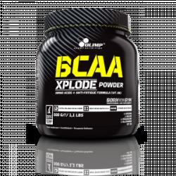 Порошковые BCAA Xplode фирмы Olimp