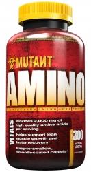 Аминокислоты в таблетках фирмы Mutant