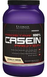 Казеиновый протеин ProStar 100% Casein Protein от Ultimate Nutrition