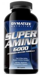 Аминки Super Amino 6000 фирмы Dymatize