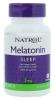 Мелатонин в таблетках 3 mg фирмы Natrol