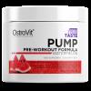 Предтренировочный комплекс PUMP Pre-Workout фирмы OstroVit